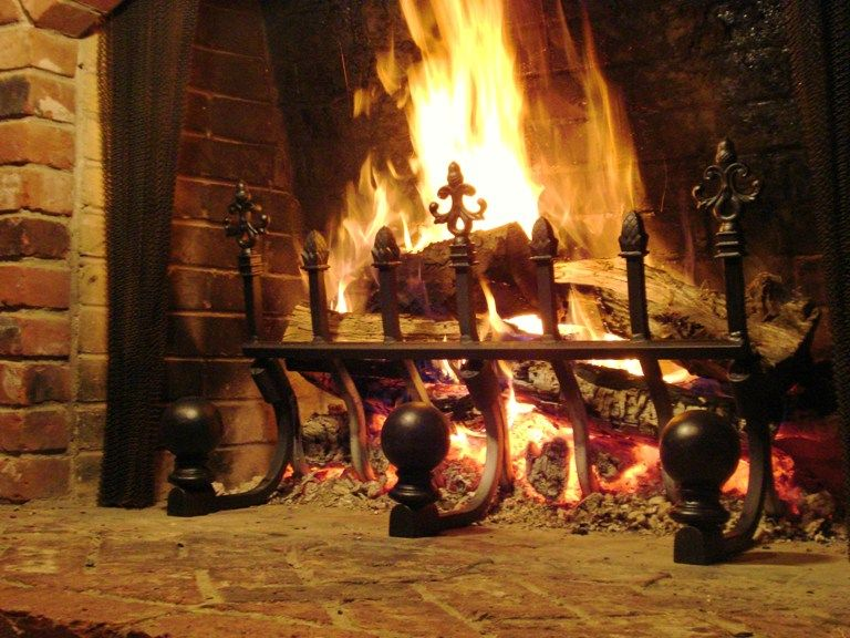 Fantastic Fireplace Grate Stacks The