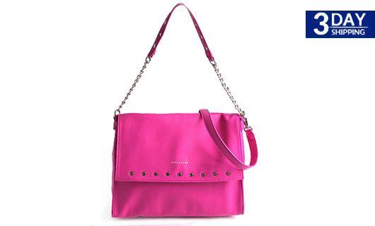 Get 64 On Longchamp Paris Rocks Sling Bag Fuchsia Pink Onlinedeals