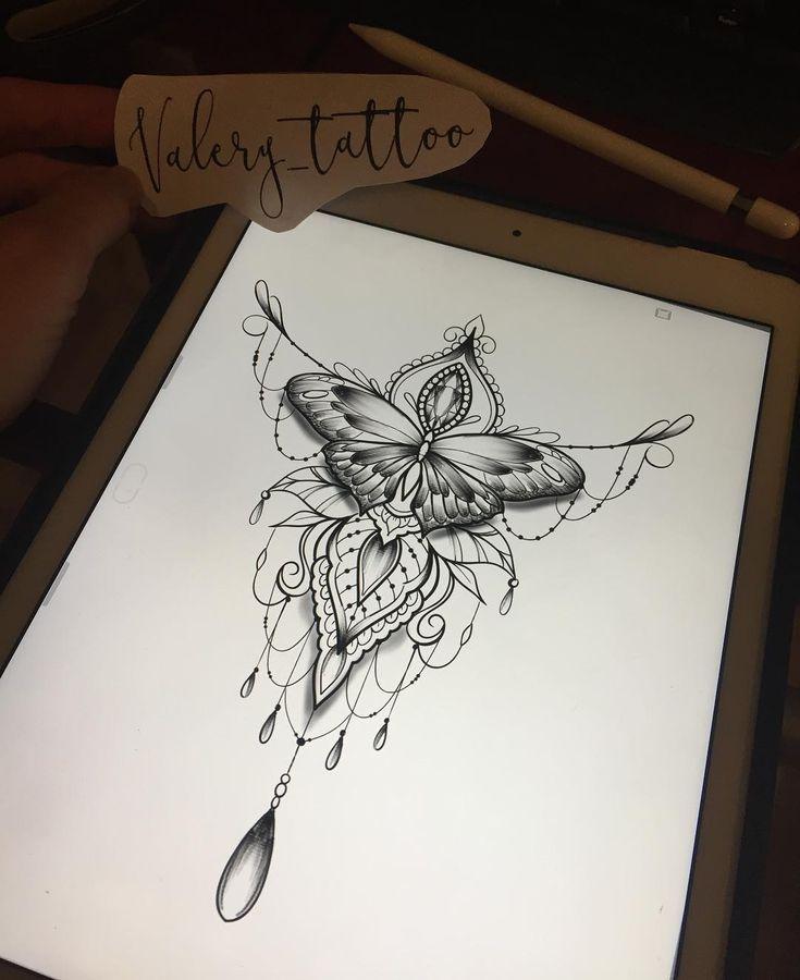 #Butterflytattoo #drawtattoo #tattoo