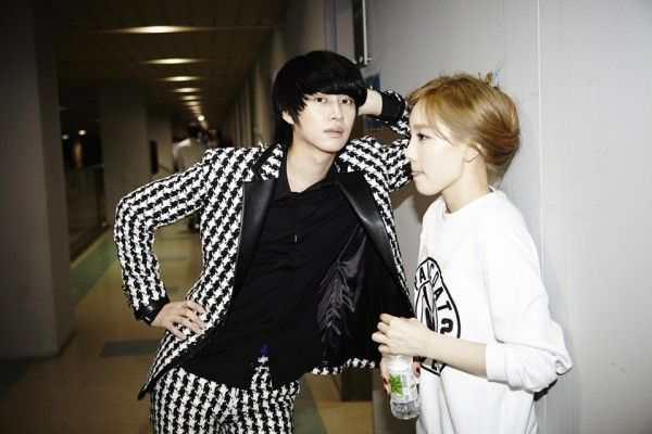 Taeyeon and lee teuk dating advice