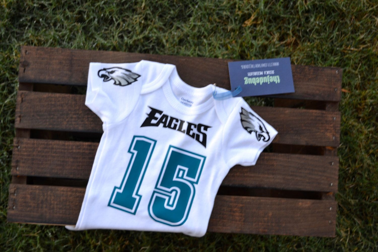 best service a0125 b4449 Pin by Nicki Eigenbrode on Baby Maddie | Eagles jersey ...