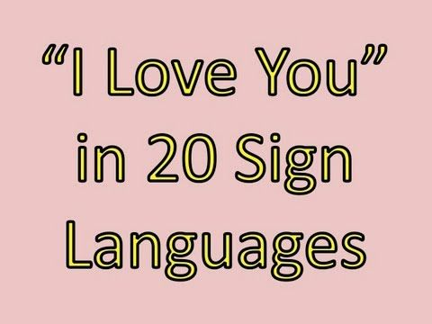 20 ways to tell your mom i love you in sign language mothersday 20 ways to tell your mom i love you in sign language mothersday fandeluxe Gallery