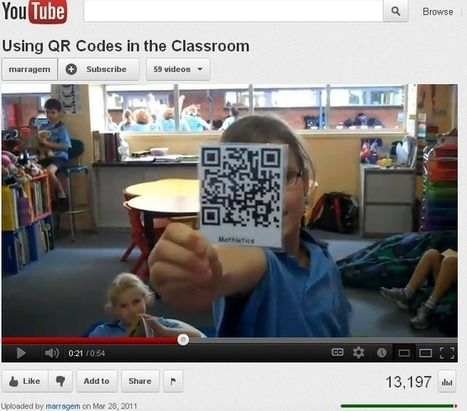 Mathletics Com Learn How To Use Qr Codes In The Classroom