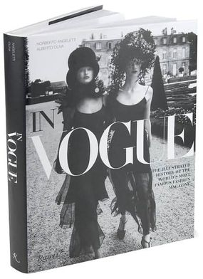 in vogue: the illustrated history of the world's most famous
