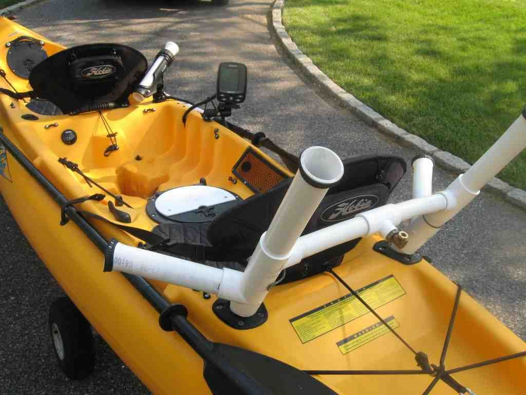 Kayak Fishing Rod Holder | TV Fishing Rod Holders ...