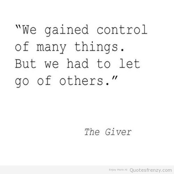 Quotes from The Giver by Lois Lowry | The giver | Book quotes, The