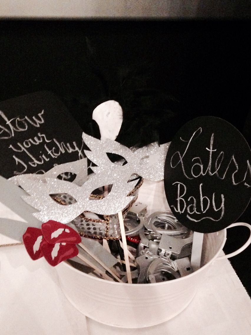 50 Shades Of Grey Decorations Details About Diy 50 Shades Of Grey Photo Props Signs Masks