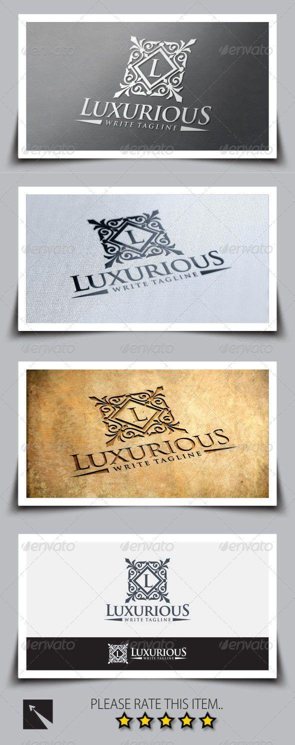 Luxurious Royal Logo Template Logo templates, Blog logo