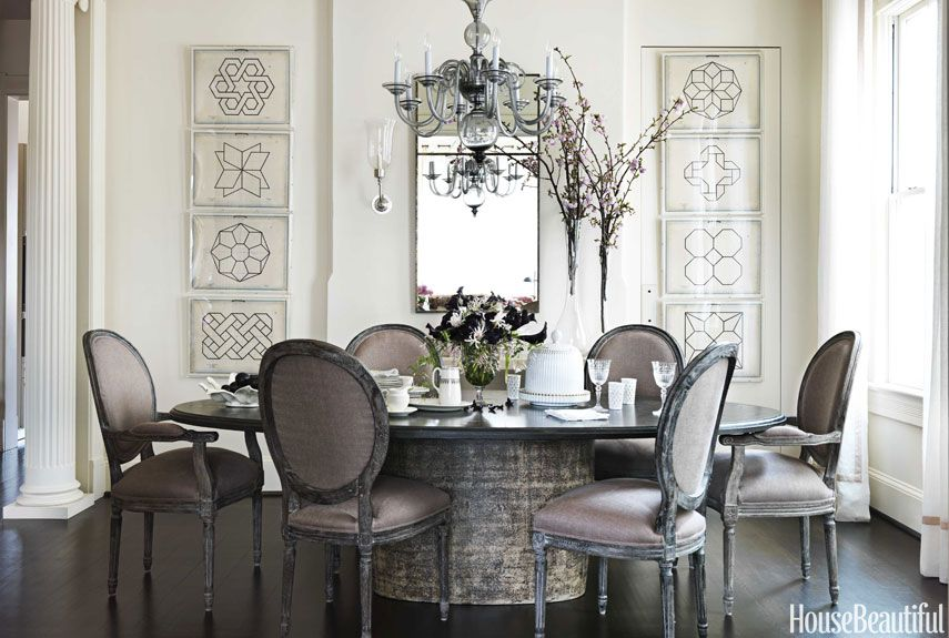 Dining Room Furniture Ideas. 1000 Images About Dining Room On Pinterest  Dining Wall Decor Art
