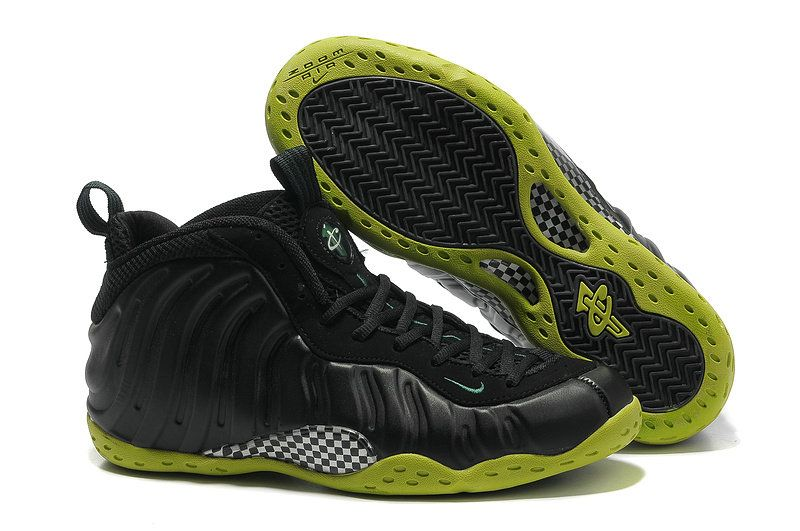 premium selection 32f62 18d78 nike air foamposite one penny hardaway 314996 011 Lime Black