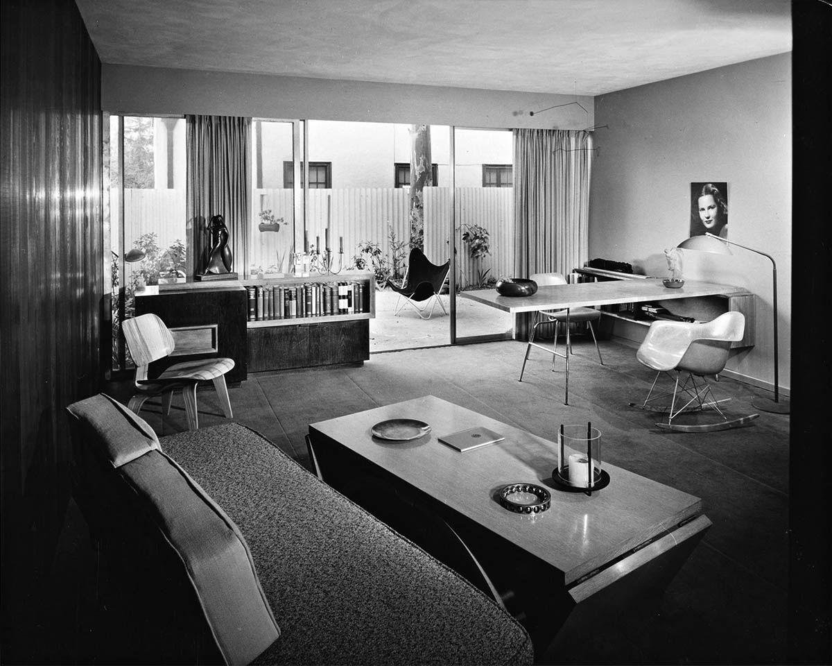 Job 943: Carl Maston, Virgil Apartment Building (Los Angeles, Calif.), 1951