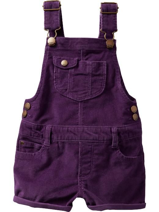 5cf093b1a42 Corduroy Purple overalls  3 even better if they were long