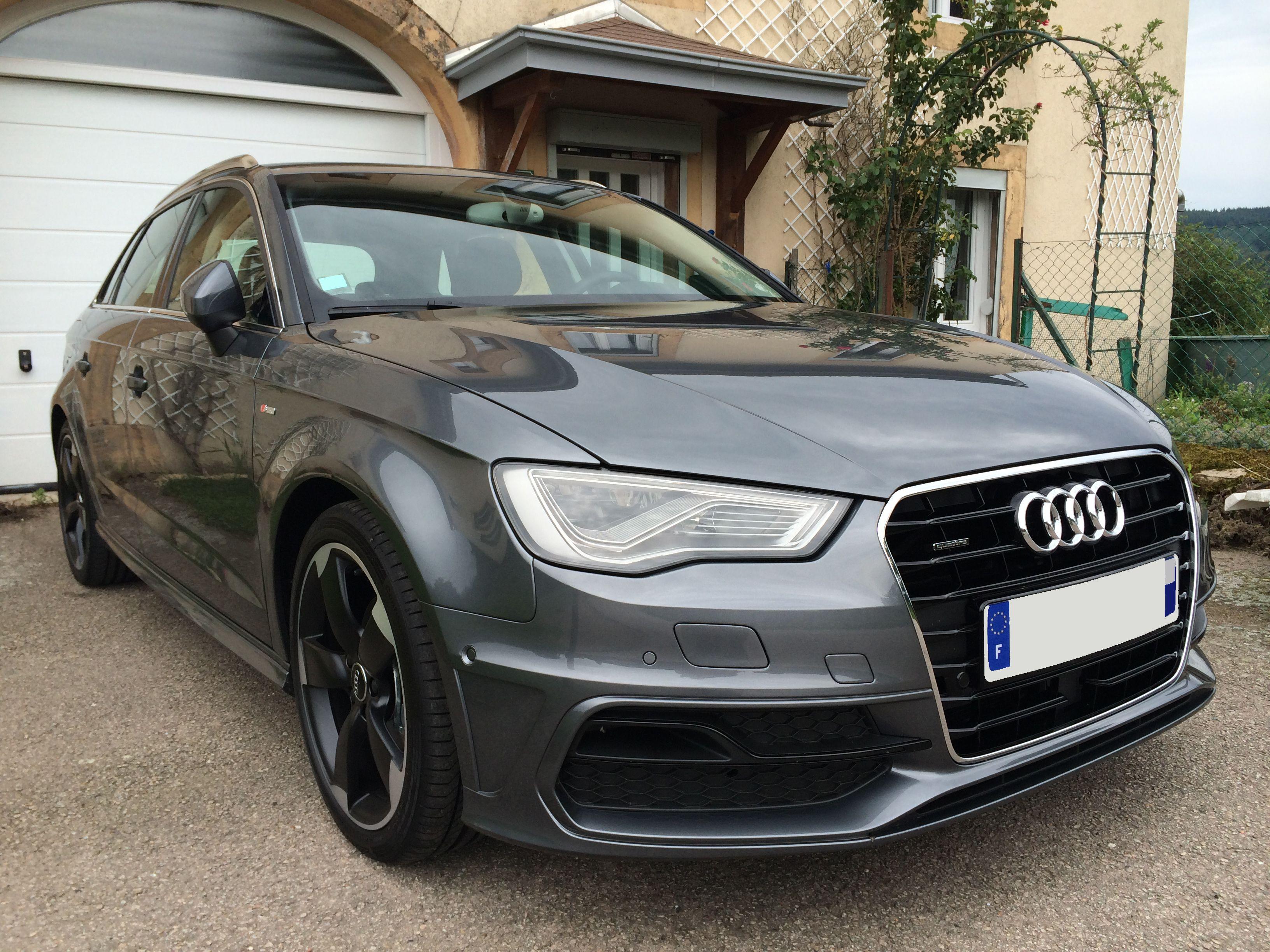 Image Result For Audi A Sportback Grigio Monsone