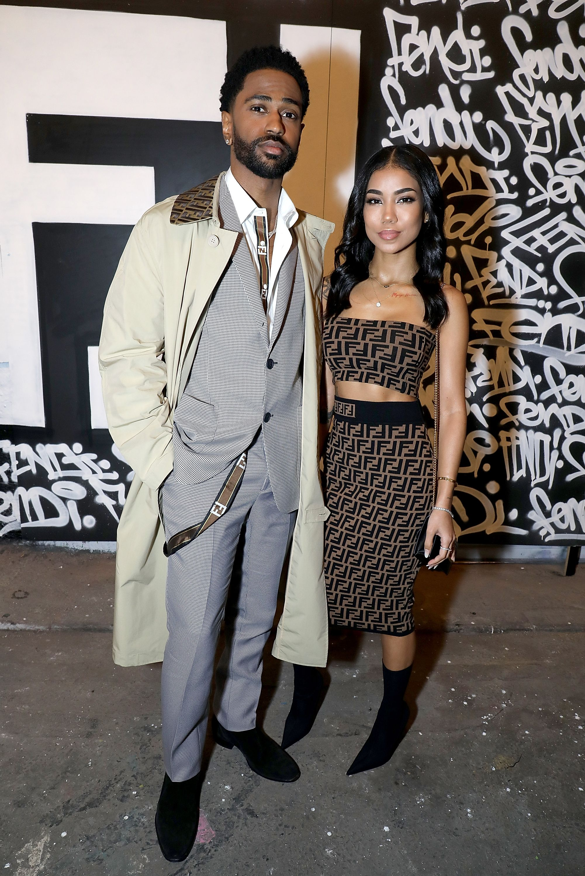 a7c2bf55b506 Big Sean and Jhene Aiko at the FF Reloaded Experience in London ...