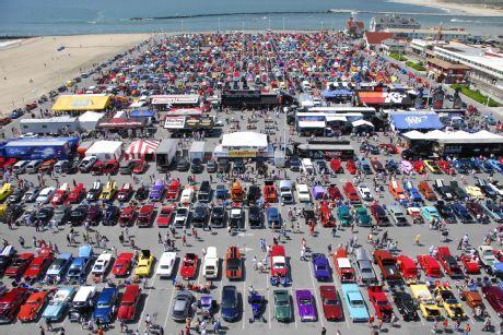 Cruisin In Ocean City Is A Great Streetrod Show So Many Cars So - Ocean city car show
