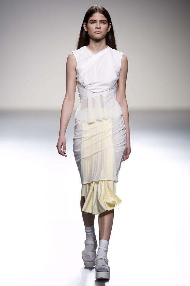Pepa Salazar - Ego Madrid Fashion Week