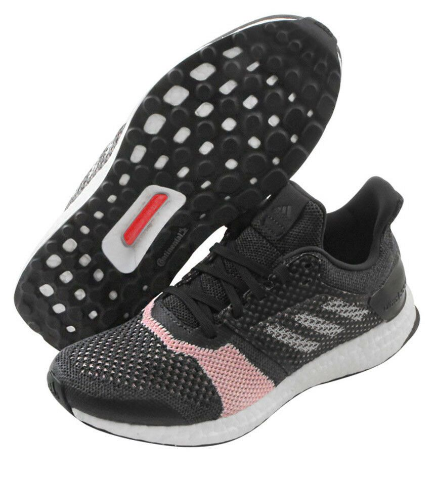 best website 1c5bf b3513 adidas UltraBOOST ST Women's Running Shoes Red Fitness Gym ...