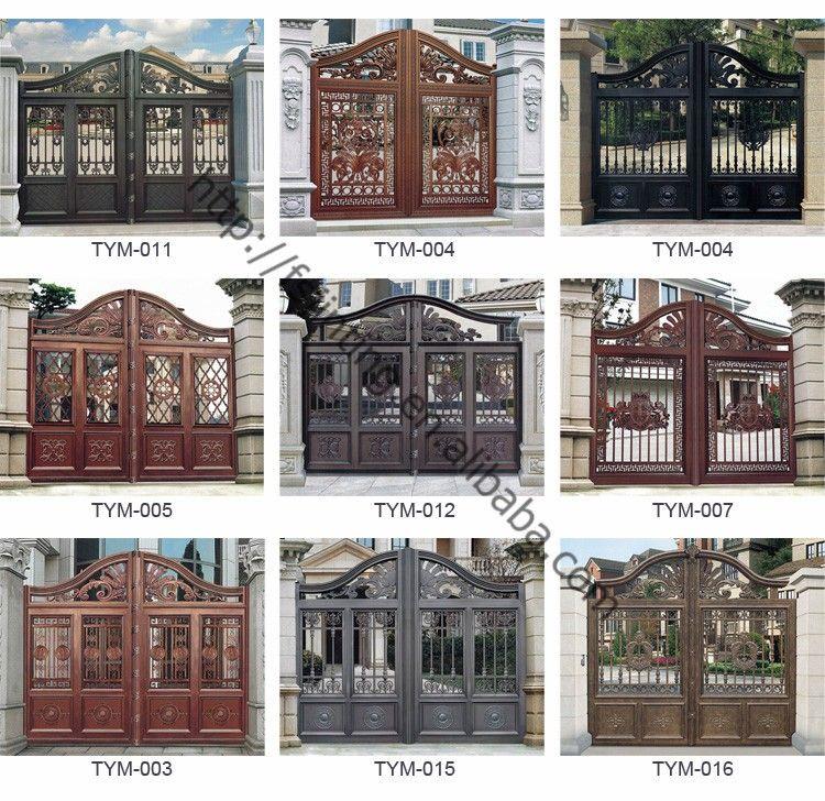 House Gate Design, House Main Gates