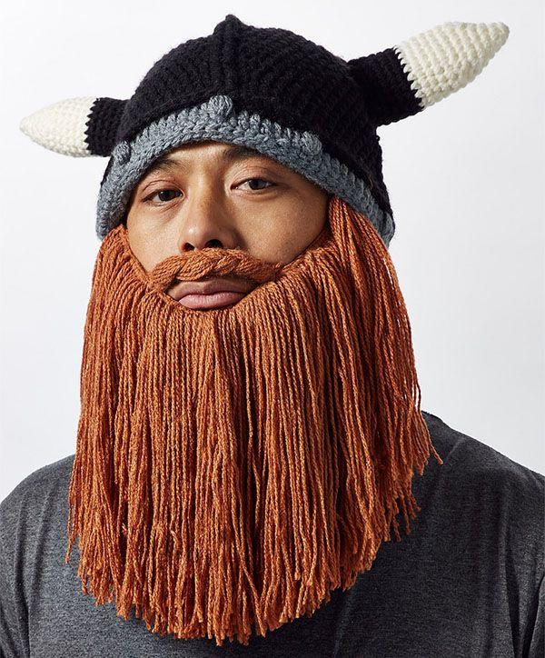 Gorro con barba  015ca445da8