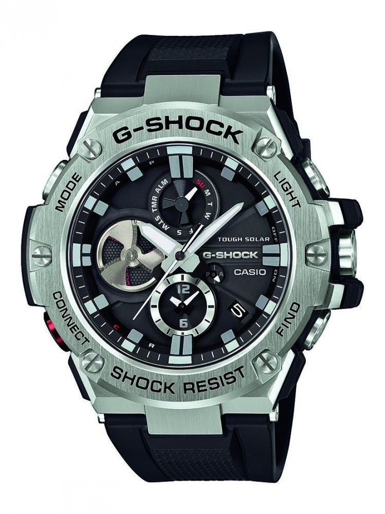 Casio G-Shock PREMIUM GST-B100-1AER  bbf41f87826b