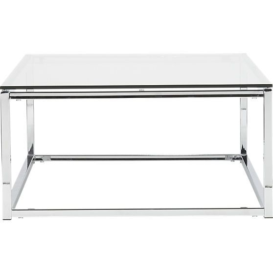 Smart Glass Top Coffee Table CB Officespace Pinterest - Cb2 smart glass coffee table