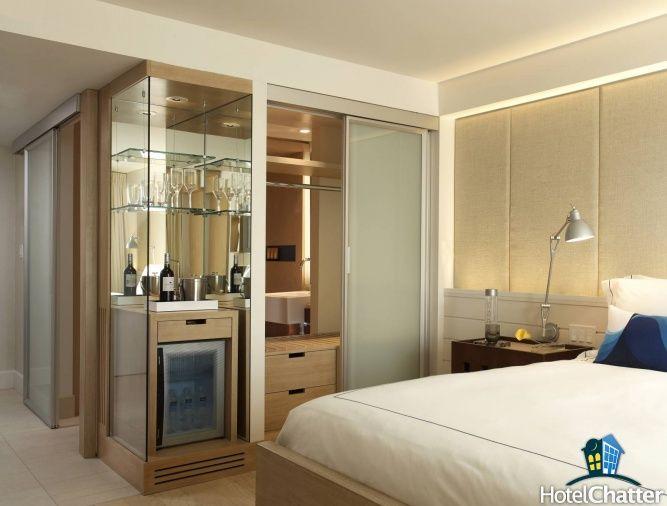Minibar Hotel Room Design Hotel Interior Design Hotel Interiors