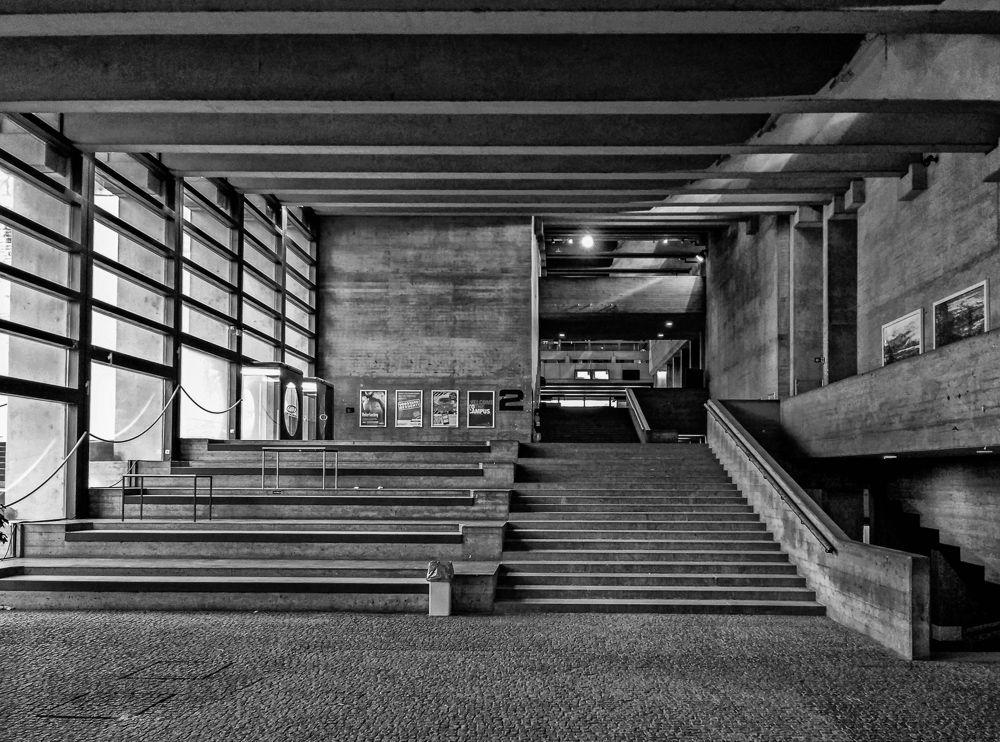 Treppen Nürnberg treppen des brutalismus in deutschland teil 2 universitäten und