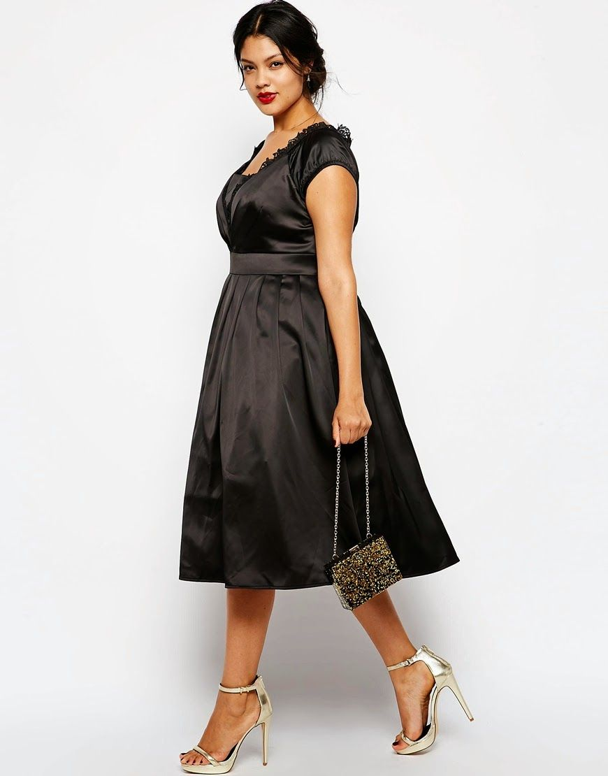 Plus size wedding guest dresses with sleeves  A Style Plus Size Formal Wear Finds  Dresses with sleeves Plus