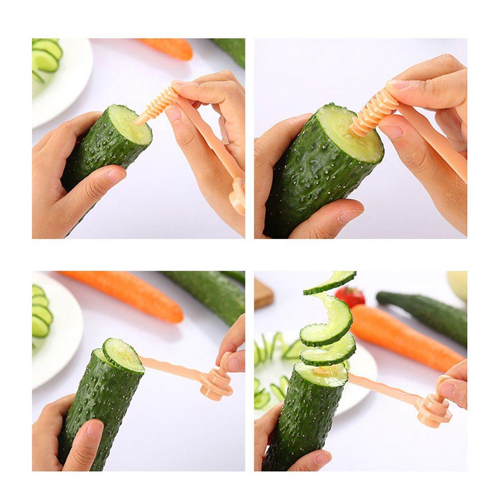 Home In 2019 Spiral Vegetable Slicer Vegetable Slicer