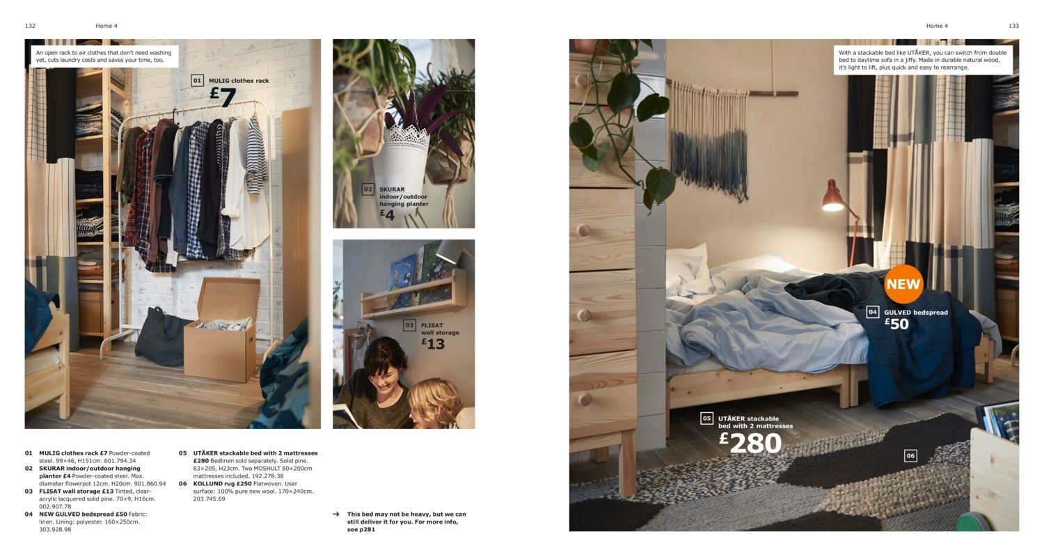 Home 4 Turning Over A New Leaf Ikea Catalogue 2019 Interior