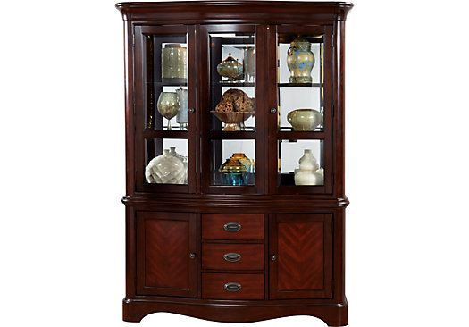 Shop For A Granby 2 Pc China At Rooms To Go Find China Cabinets