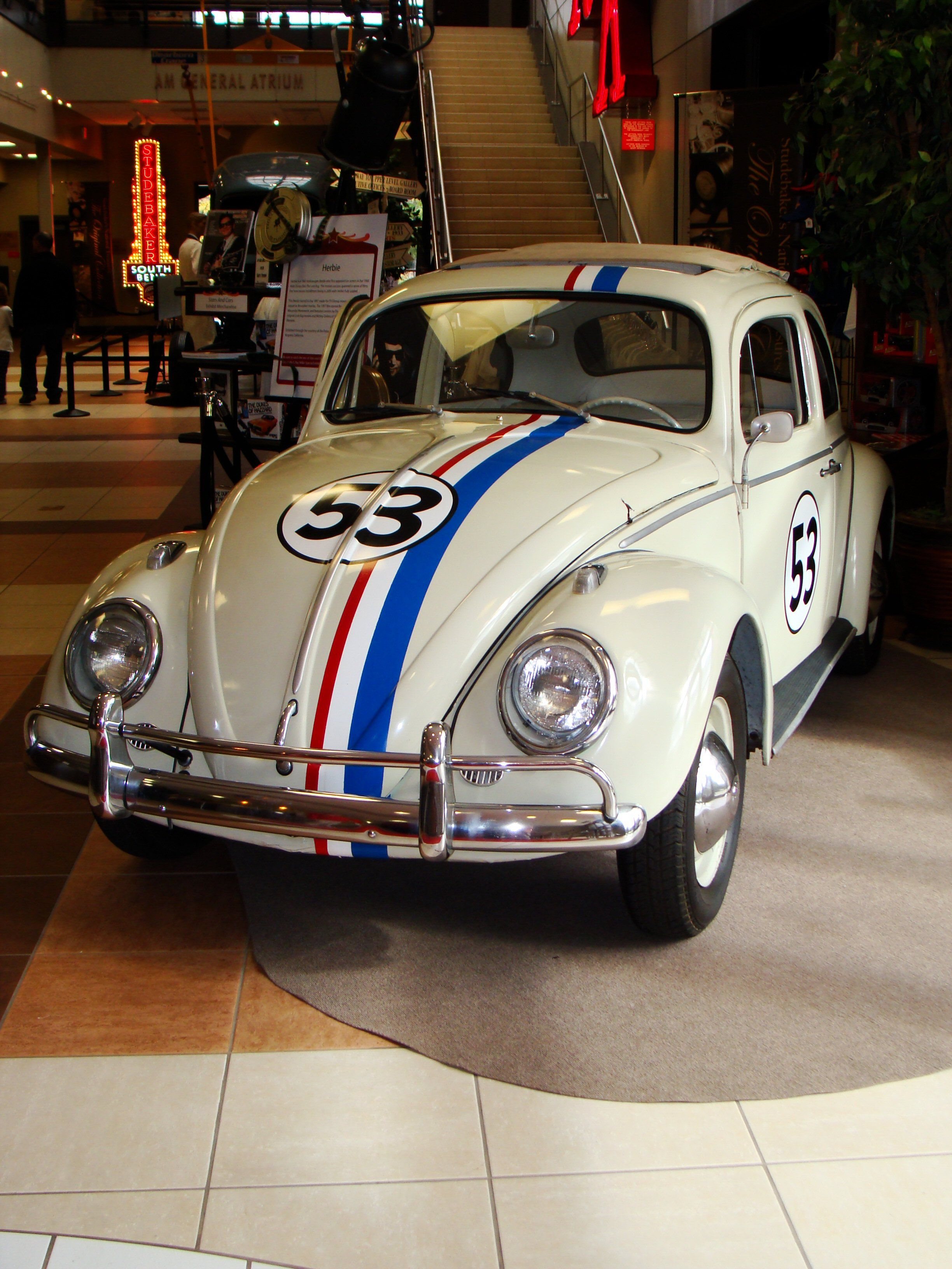 3 Herbie Movies 1963 Model 117 Volkswagen Type 1 Herbie This Car Should Probably Be Number Two Or Number One O Volkswagen Classic Chevy Trucks Tv Cars [ 3264 x 2448 Pixel ]