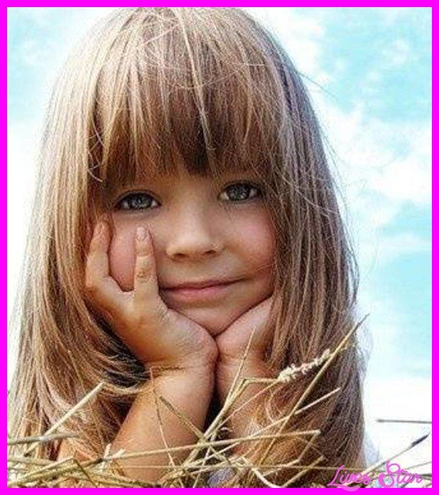 Little girl haircuts with side bangs - http://livesstar.com/little ...
