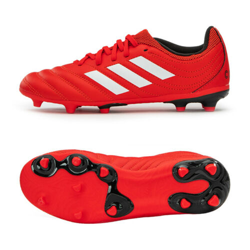 Details About Adidas Jr Copa 20 3 Fg Football Shoes Youth Soccer Cleats Red Ef1914 In 2020 With Images Football Shoes Youth Soccer Cleats Soccer Pro