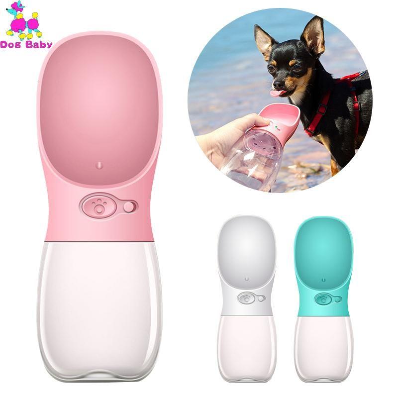 Tragbare Haustier Wasser Flasche In 2020 Hund Reisen Haustier Katzen