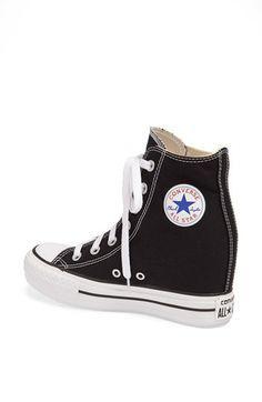 139c755f1e62d6 Converse Chuck Taylor® All Star® Hidden Wedge Platform High-Top Sneaker
