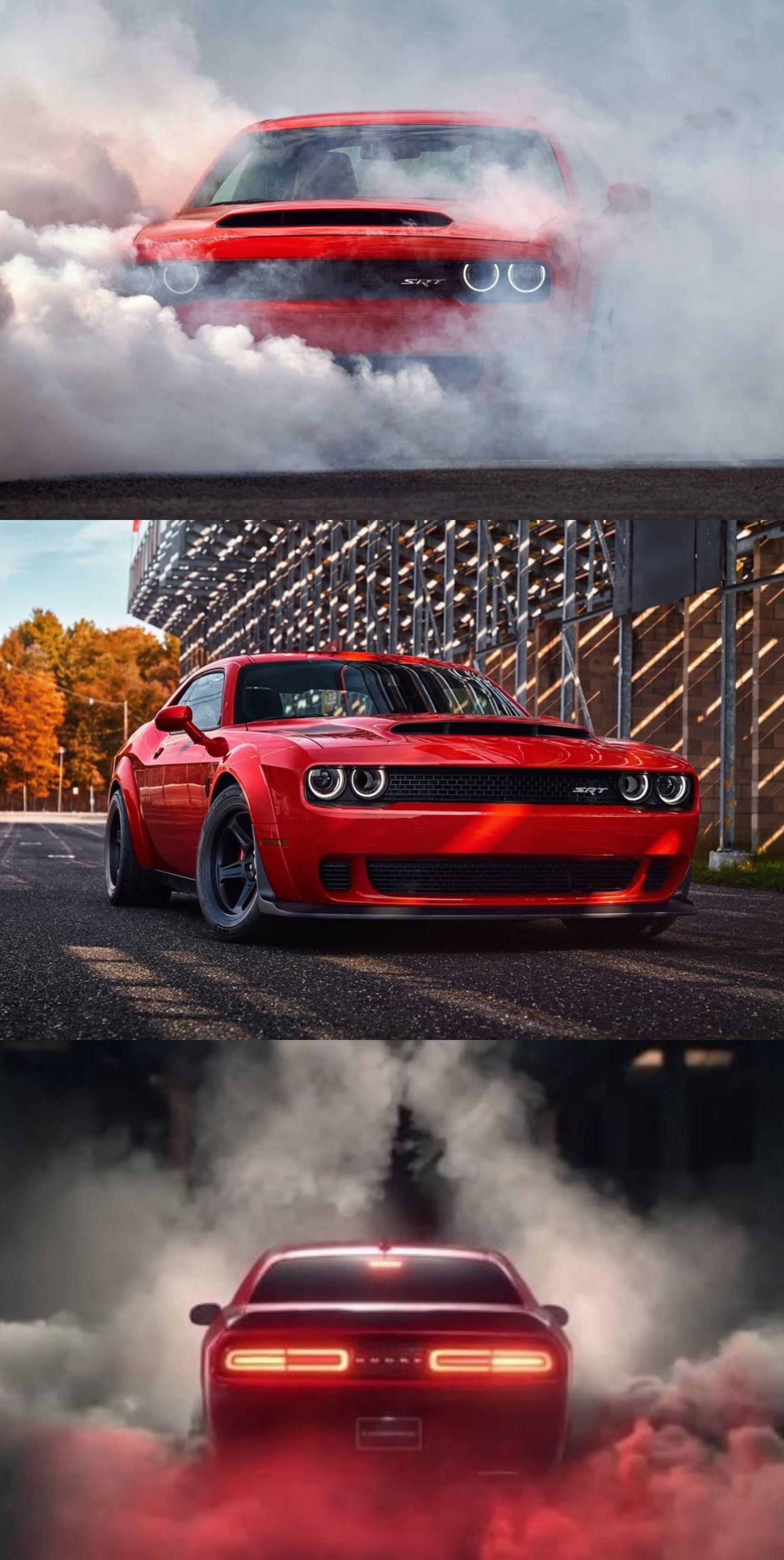Dodge Challenger Srt Demon Burnout Compilation Musclecars Dodgedemon Dodgechallenger Muscle Cars Classic Cars Dodge
