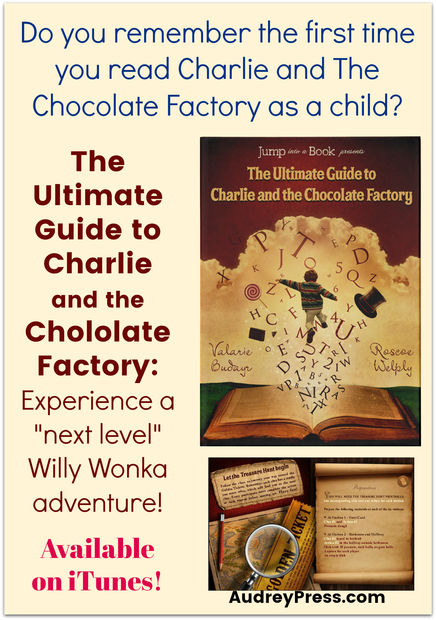 A Next Level Charlie And The Chocolate Factory Adventure
