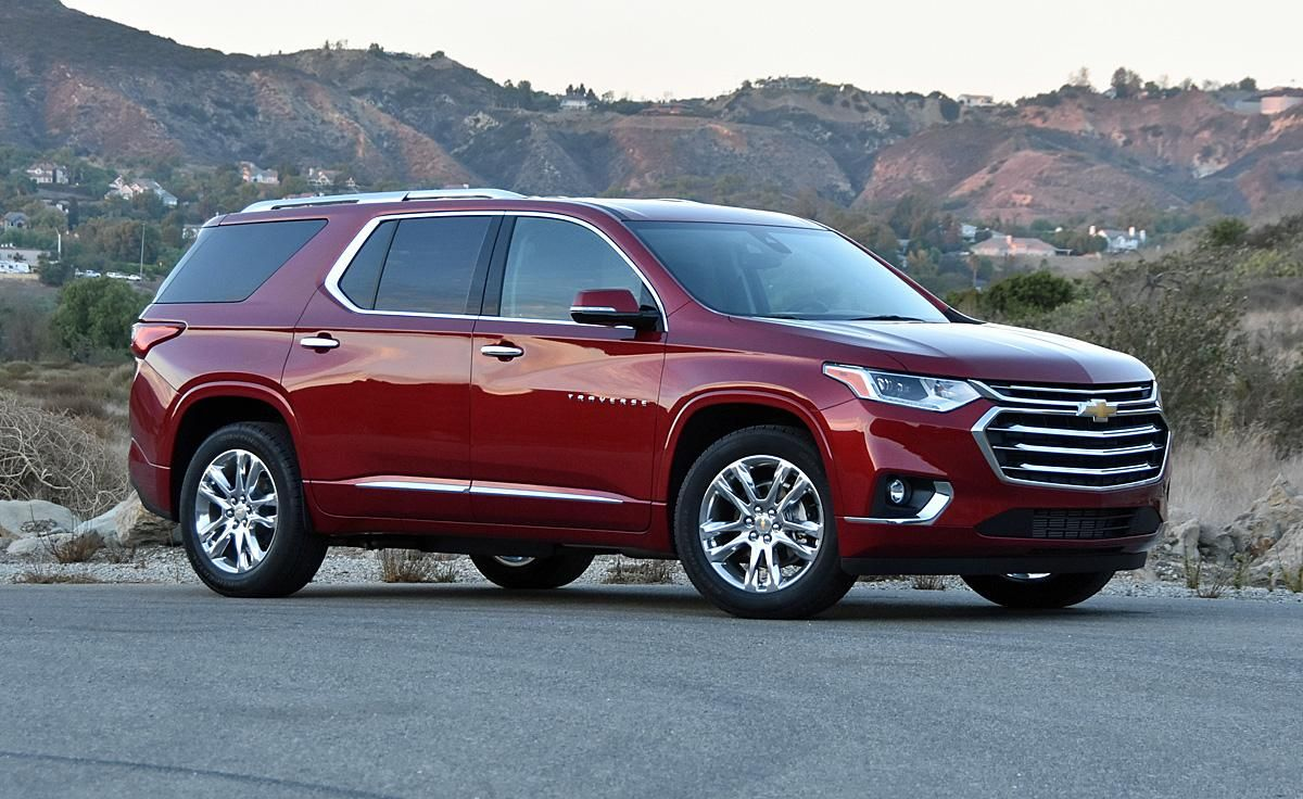 Ratings And Review 2018 Chevrolet Traverse Chevrolet Traverse