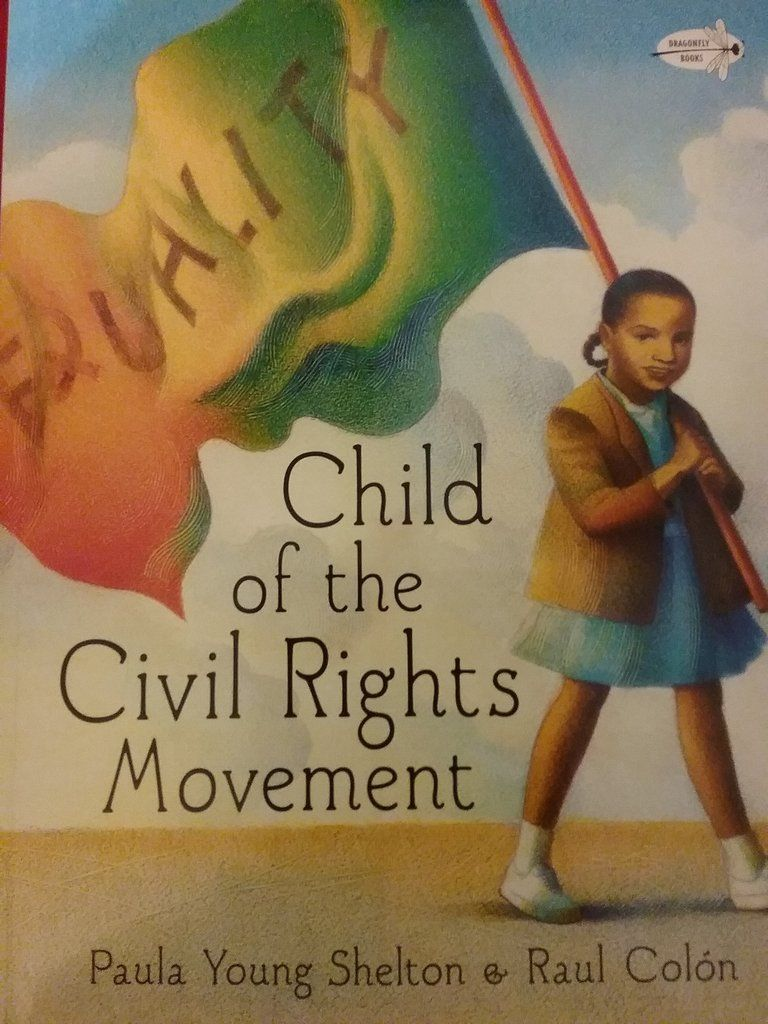 The Civil Rights Of Children >> Children Of The Civil Rights Movement By Paula Young Shelton