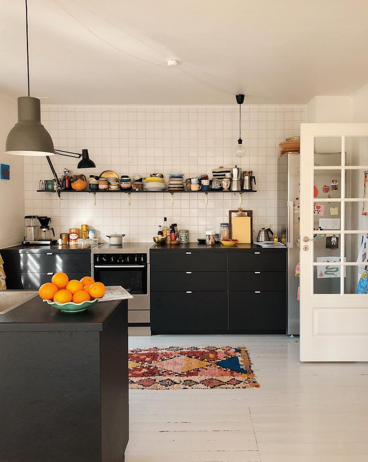 My Scandinavian Home Hygge And Pops Of Colour In A Danish Home My Scandinavian Home Kitchen Design Luxury Kitchen Design