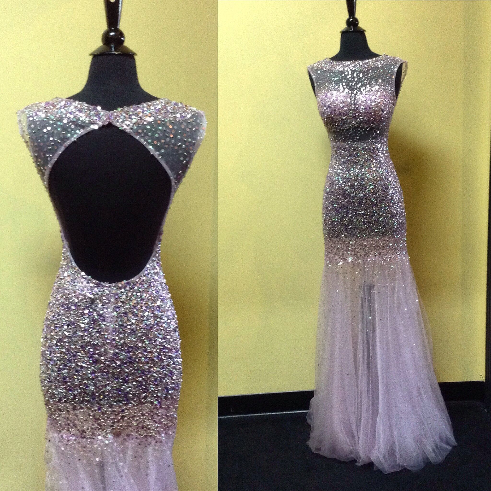 Abiti Da Sera Jovani.Jovani 89264 Evening Gowns Backless Dress Formal Evening Dresses