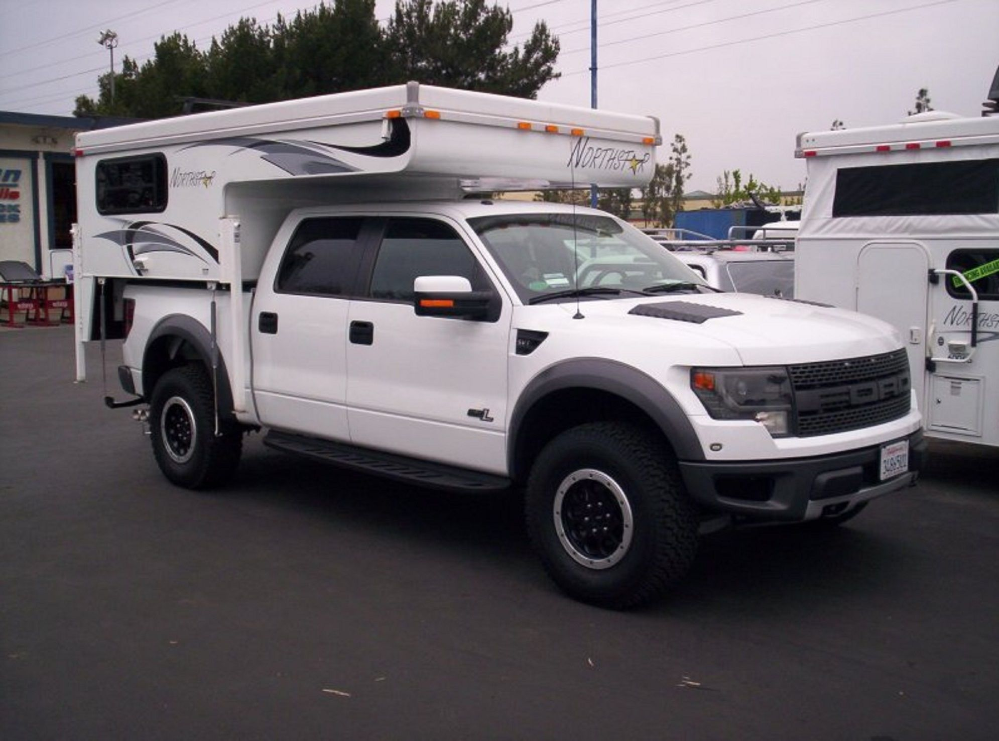 Northstar TC650 PopUp Truck Camper for 2016 Ford F150
