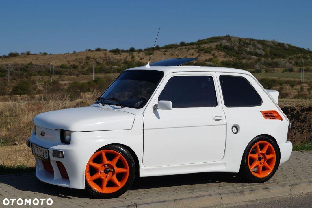 Pin En Fiat 126