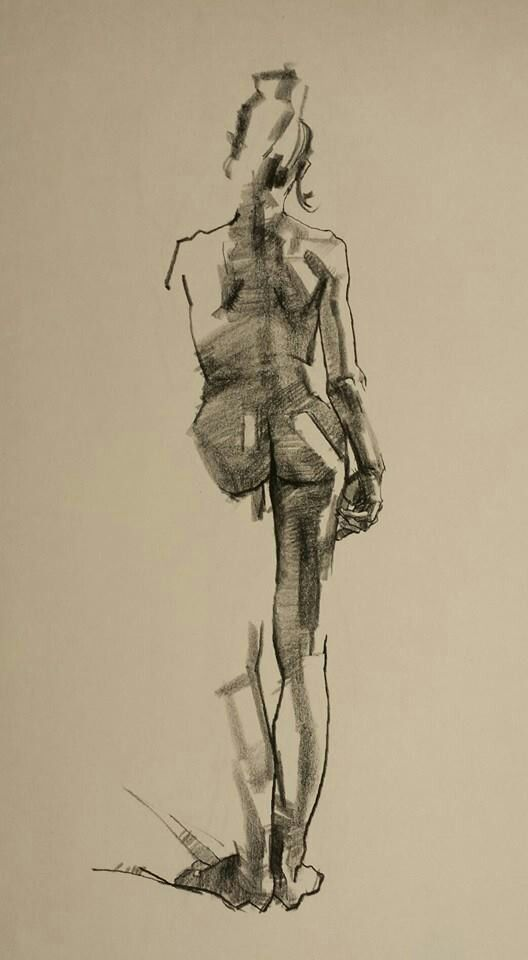 Aaron Coberly. | Figure Drawing | Pinterest | Akt, Skizzen und ...