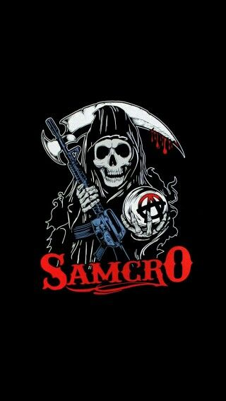 This Is My Cell Phone Wallpaper Jax Teller Soa