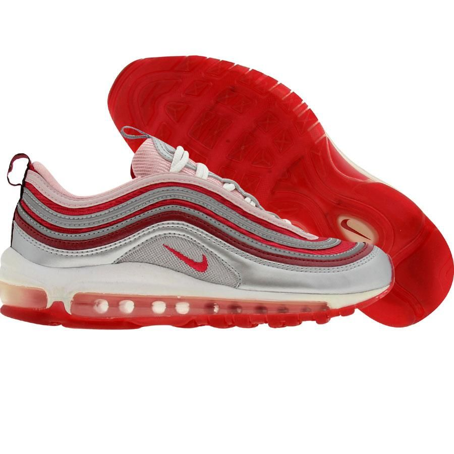 cheap for discount de1d8 2c49c Nike Air Max 97 CL (metallic silver   razzle   bubble gum   varsity  crimson) 3130534-061 -  99.99