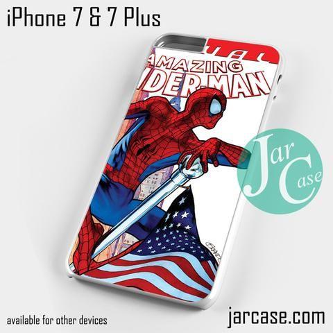 custodia iphone 7 spiderman