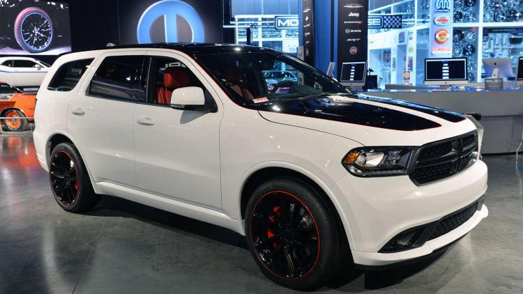 Custom 2014 Dodge Durango R/T proves SEMA can be subtle | 2014 ...