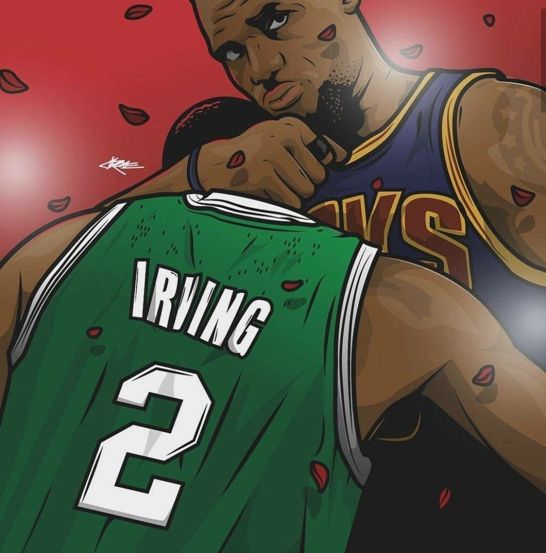 Kyrie Irving Boston Celtics Wallpaper Kyrie Irving Celtics